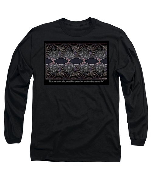 Accept One Another Long Sleeve T-Shirt
