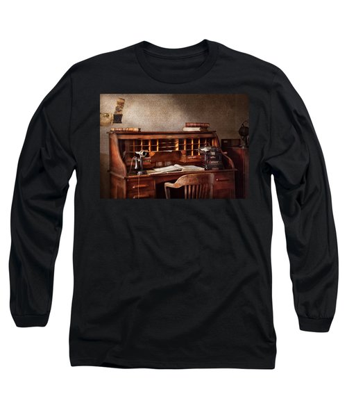 Accountant - Accounting Firm Long Sleeve T-Shirt