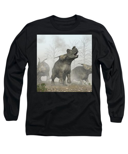 Achelousauruses Long Sleeve T-Shirt
