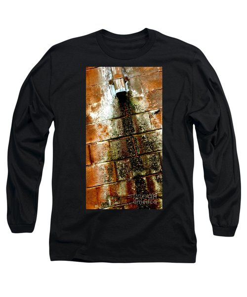 Long Sleeve T-Shirt featuring the photograph Acid Rain by Christiane Hellner-OBrien