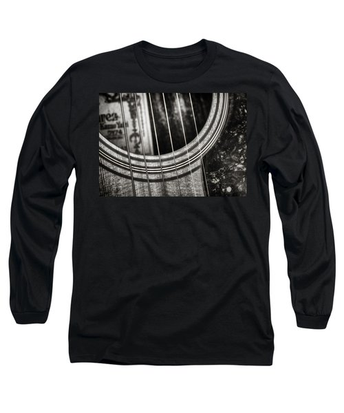 Acoustically Speaking Long Sleeve T-Shirt