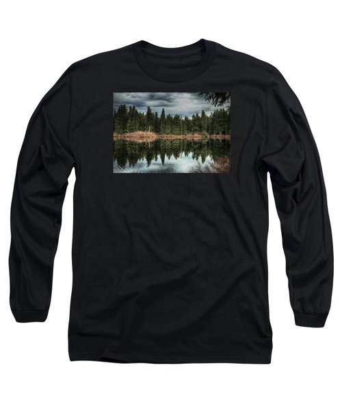 Across The Lake Long Sleeve T-Shirt