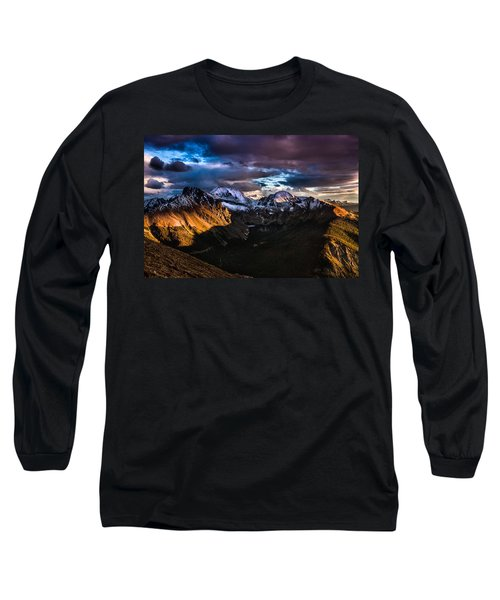 Across The Valley Long Sleeve T-Shirt