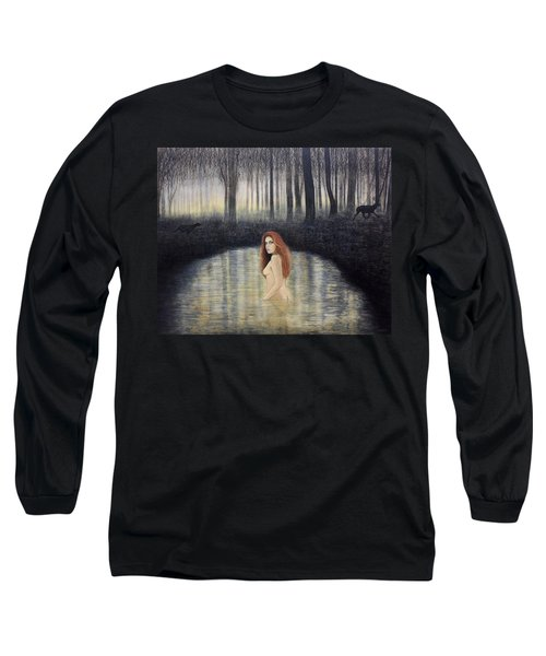 Actaeon And Artemis Long Sleeve T-Shirt