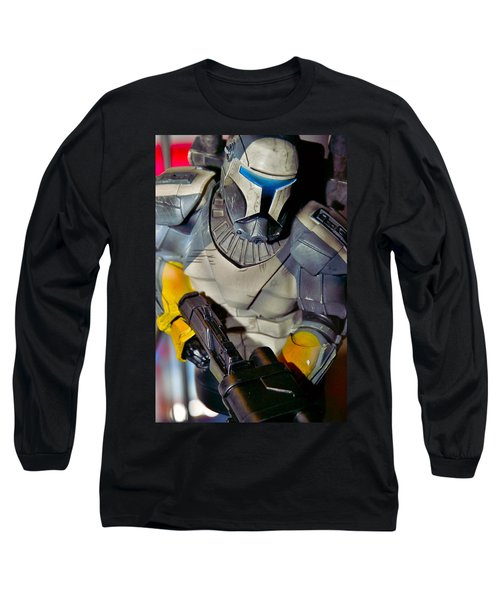 Action Toy Long Sleeve T-Shirt