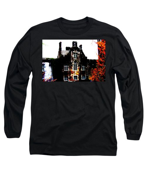 Long Sleeve T-Shirt featuring the photograph Adare Manor by Charlie and Norma Brock