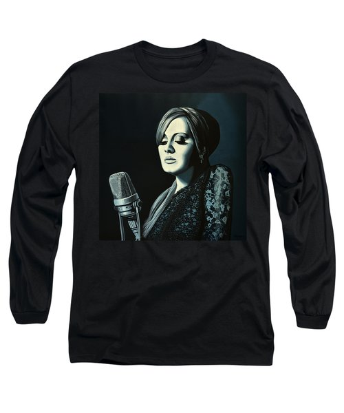 Adele 2 Long Sleeve T-Shirt