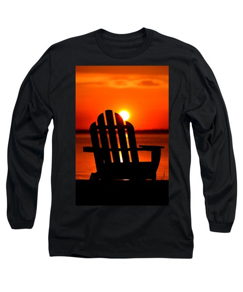 Adirondack Days End Long Sleeve T-Shirt
