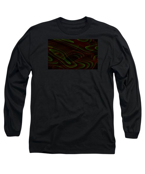 Adnir Long Sleeve T-Shirt by Jeff Iverson