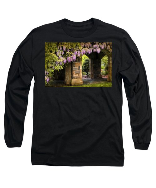 Adorned Long Sleeve T-Shirt