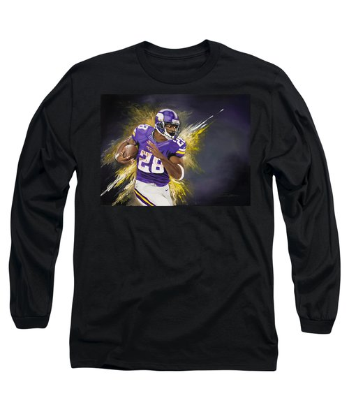 Adrian Peterson Long Sleeve T-Shirt