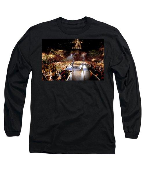 Aerosmith - Minneapolis 2012 Long Sleeve T-Shirt by Epic Rights