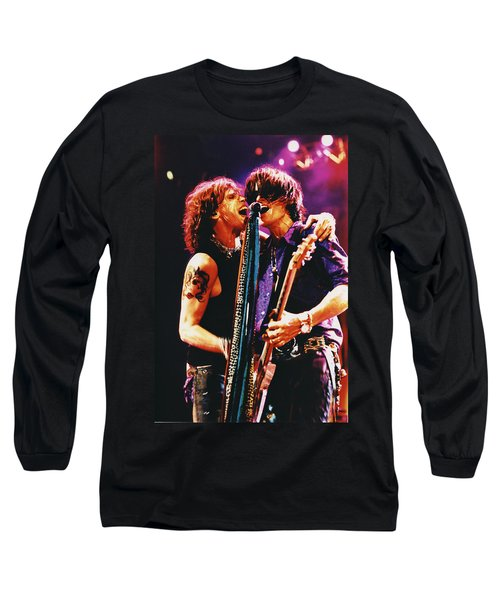 Aerosmith - Toxic Twins Long Sleeve T-Shirt by Epic Rights