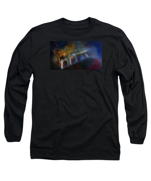 Aflame Long Sleeve T-Shirt by Lisa Kaiser