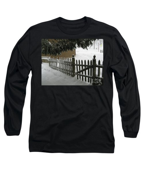 After The Blizzard Long Sleeve T-Shirt