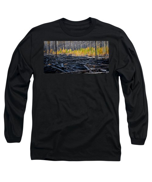 After The Burn Long Sleeve T-Shirt