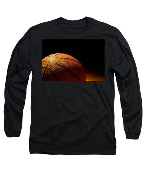 Long Sleeve T-Shirt featuring the photograph After The Game by Andrew Soundarajan