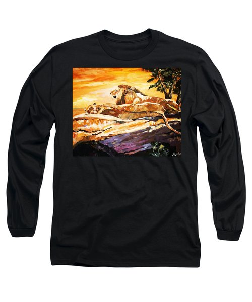 After The Hunt Long Sleeve T-Shirt