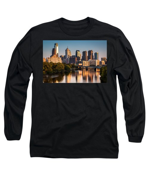 Afternoon In Philly Long Sleeve T-Shirt