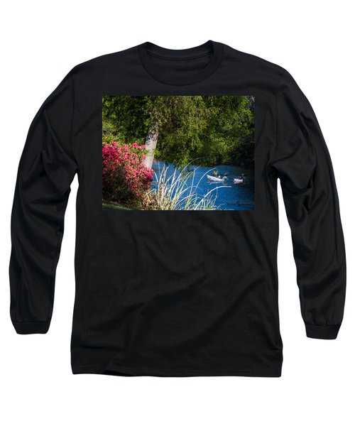 Afternoon Swim Long Sleeve T-Shirt