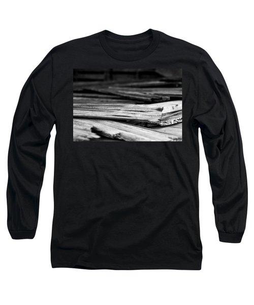Against The Grain Long Sleeve T-Shirt