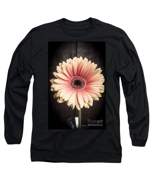 Aster Flower Long Sleeve T-Shirt
