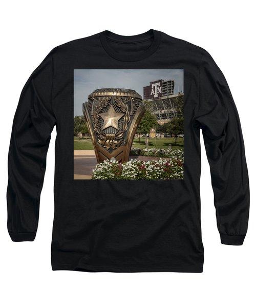 Aggie Ring Long Sleeve T-Shirt