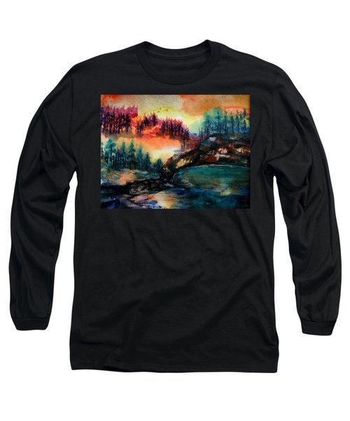 Aglow Long Sleeve T-Shirt