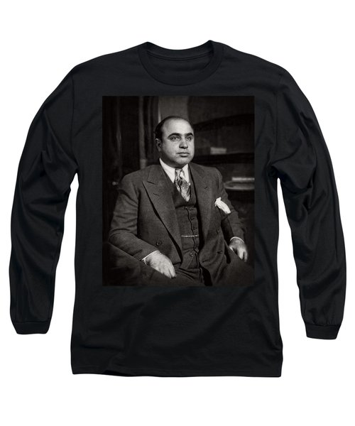 Al Capone - Scarface Long Sleeve T-Shirt