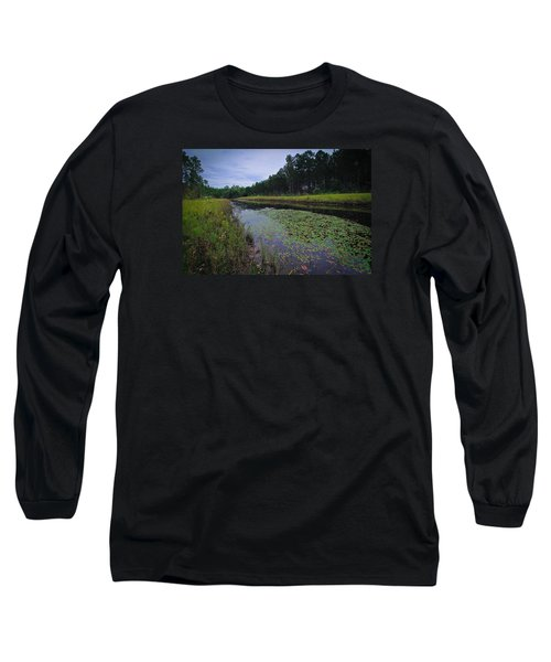 Alabama Country Long Sleeve T-Shirt by Julie Andel