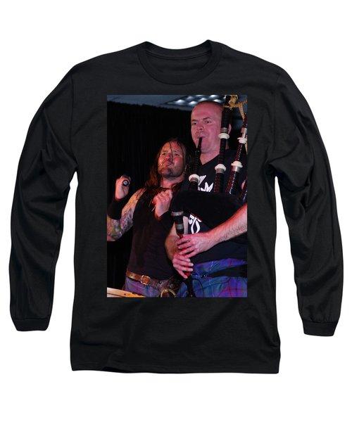 Albannach Long Sleeve T-Shirt by Greg Graham