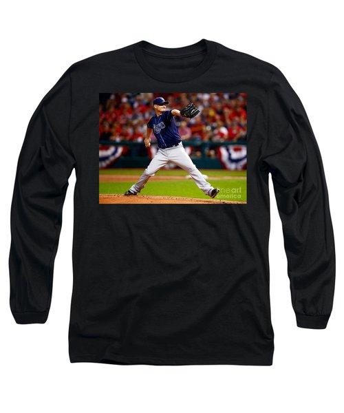 Alex Cobb #53 Long Sleeve T-Shirt
