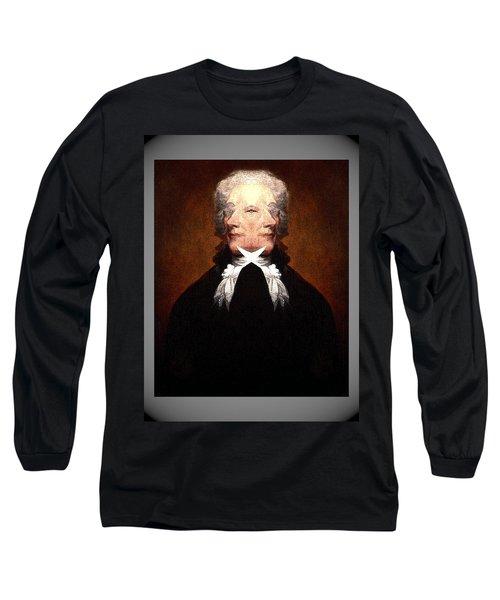 Alexander_hamilton 3 Long Sleeve T-Shirt