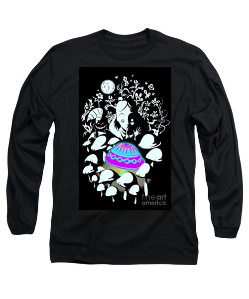 Alice's Magic Discovery Long Sleeve T-Shirt