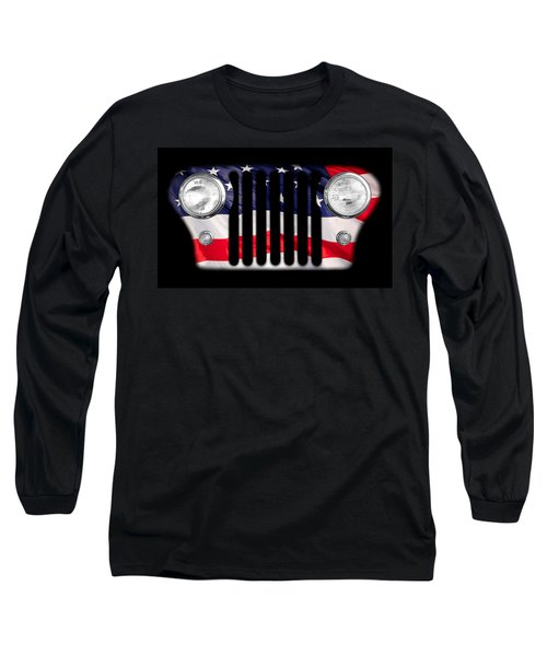 All-american Long Sleeve T-Shirt