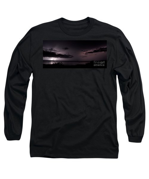 All Around Long Sleeve T-Shirt by Quinn Sedam