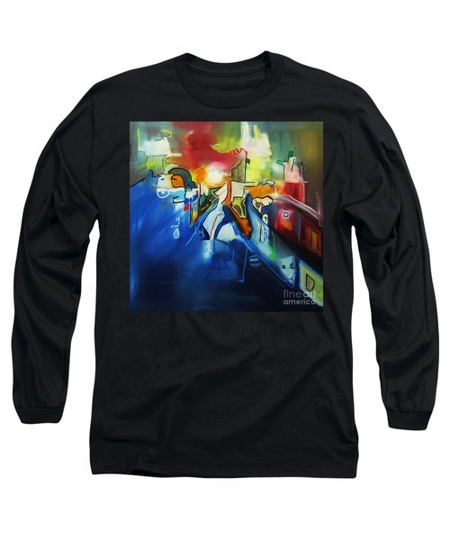 All At Once Long Sleeve T-Shirt