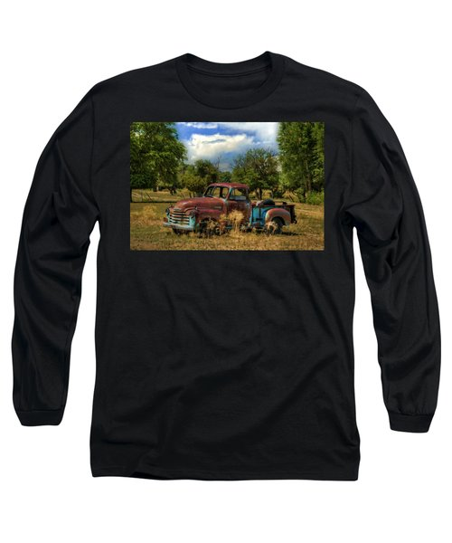 All By Myself Long Sleeve T-Shirt by Ken Smith