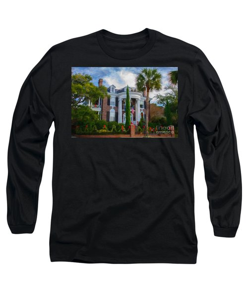 All Decorated Up For Christmas Long Sleeve T-Shirt
