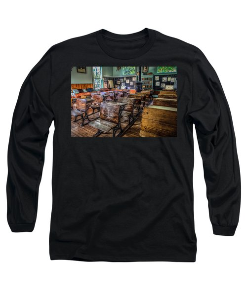 Long Sleeve T-Shirt featuring the photograph All Grades by Ray Congrove