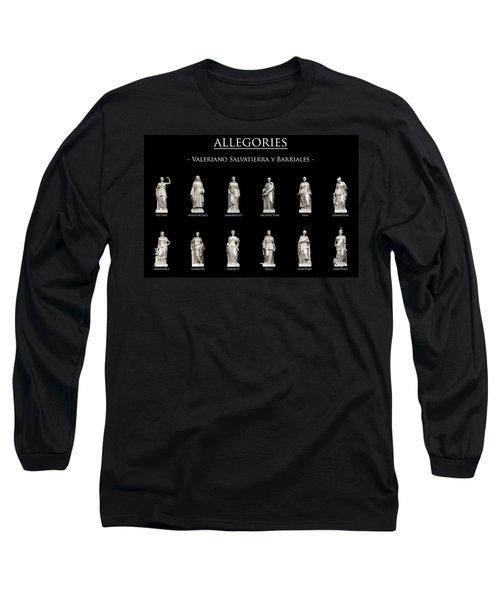 Allegories Long Sleeve T-Shirt
