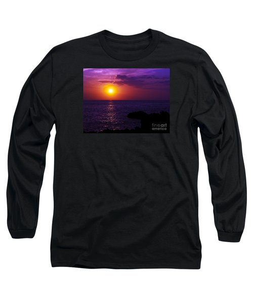 Aloha I Long Sleeve T-Shirt by Patricia Griffin Brett