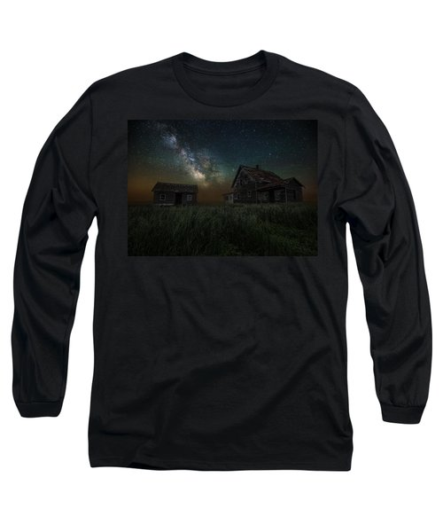 Alone In The Dark Long Sleeve T-Shirt