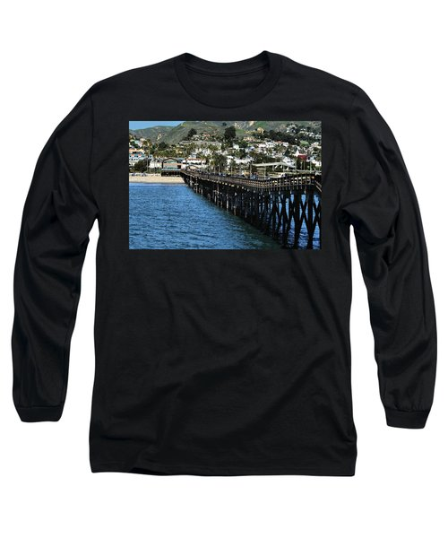 Along The Pier Long Sleeve T-Shirt