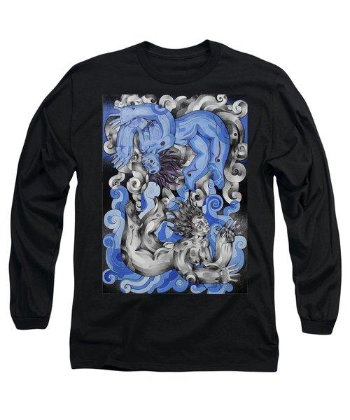 Alter Ego Long Sleeve T-Shirt