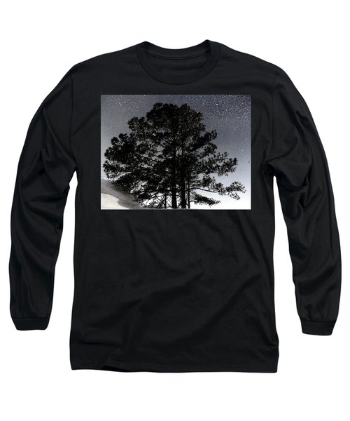 Asphalt Reflections Long Sleeve T-Shirt