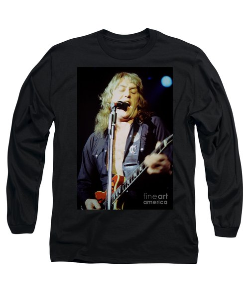 Alvin Lee - Ten Years Later At Oakland Auditorium 1979 Long Sleeve T-Shirt