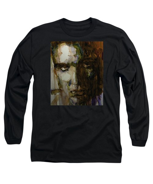 Always On My Mind Long Sleeve T-Shirt by Paul Lovering