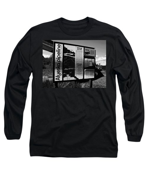 Alyeska Pipeline Long Sleeve T-Shirt