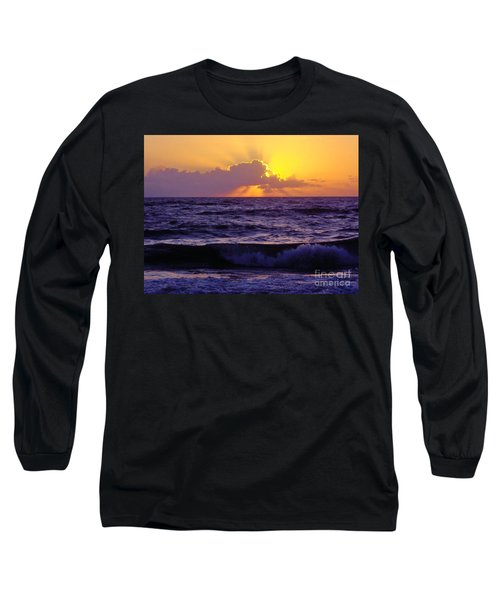 Amazing - Florida - Sunrise Long Sleeve T-Shirt
